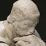 figma The Thinker: Plaster Ver. (PVC Figure)