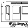 1/80 Nagoya Municipal Subway Type 100 Two Top C...