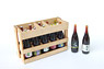 1/12 1 Sho bottle & Wooden Box (Craft Kit) (Fashion Doll)
