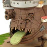 [Miniatuart] Limited Edition `Howl`s Moving Castle` Howl`s Castle (Unassembled Kit) (Railway Related Items)