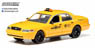 2011 Ford Crown Victoria NYC Taxi (Hobby Exclusive) (Diecast Car)