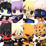 Color Collection SHOW BY ROCK!! 8 pieces (PVC Figure)