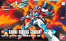 Kamiki Burning Gundam (HGBF) (Gundam Model Kits)
