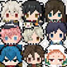 Touken Ranbu -ONLINE- Petit Bit Strap Collection Vol.2 10 pieces (Anime Toy)