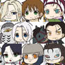 The Heroic Legend of Arslan Pitacole Rubber Strap 8 pieces (Anime Toy)