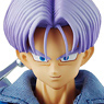 Dimension of DRAGONBALL Trunks (PVC Figure)