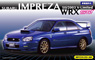Subaru Impreza WRX Sti/2003 V-Limited w/Window Frame Masking Seal (Model Car)
