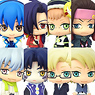 Color Collection DRAMAtical Murder 8 pieces (PVC Figure)