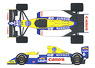 FW13B Decal Set (Decal)