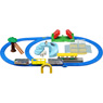 Let`s Play With the Animals ! The Asahiyama Zoo Train (Asahiyama Dobutsuen Go) Rail Set (3-Car Set + Track Set) (Plarail)