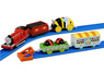 Bees Chasing Along with James Freight Car Set (5-Car Set) (Plarail)