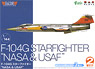 F-104G Starfighter `NASA & USAF` (2 set) (...