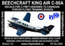 Beechcraft King Air C-90A (Canada) (Plastic model)