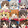 The Idolm@ster Cinderella Girls Water In Collection 14 pieces (Anime Toy)