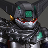 Getter Robo Armageddon AA Alloy Black Getter (...