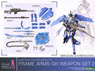Frame Arms Girl Weapon Set 2 (Plastic model)