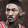 Real Masterpiece Collectible Figure/ NBA Classic Collection: Scottie Pippen RM-1064 (Completed)