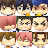 [more information] Color Collection Ace of Diamond 8 pieces (PVC Figure)
