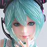 Hatsune Miku Variant Play Arts Kai Designed by ...