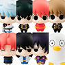 Chara Fortune Gintama Gintamamori in a Long Time 8 pieces (PVC Figure)