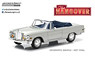Hollywood Series 6- 1:43 Hollywood - The Hangover (2009) - 1969 Mercedes-Benz 280 (ミニカー)