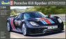 Porsche 918 Spider `Weissach Sports Version ` (Model Car)