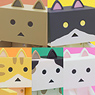 Nyanboard figure collection 10 pieces (PVC Figure)