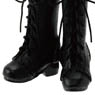 PNM 7 Hole Lace Up Boots (Black) (Fashion Doll)