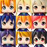 Kurukoro Love Live! 9 pieces (PVC Figure)