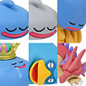 Dragon Quest Monster Parade Sleeping Figure Collection 10 pieces (Anime Toy)