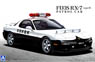 FD3S RX-7 Type IV Patrol Car (Model Car)