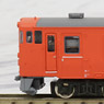 (Z) Type KIHA40-2000 (JNR Vermillion (Capital Region Color)) (w/Motor) (Pre-colored Completed) (Model Train)