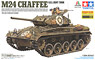 American Light Tank M24 Chaffee (Plastic model)