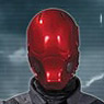 Batman Arkham Knight - DC 6 Inch Action Figure #012: Red Hood (Completed)