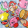 Kirby`s Dream Land Marshmallow Sticker (Anime Toy)