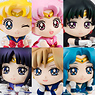 Ochatomo Series Sailor Moon Cosmic Heart Cafe (Set of 8) (PVC Figure)