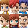 Petit Chara! Ver.G Series Gundam Build Fighters Try 6 pieces (PVC Figure)