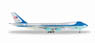 VC-25(747-200) アメリカ空軍 `Air Force One` #28000 (完成品飛行機)