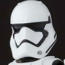 S.H.Figuarts First Order Storm Trooper (Completed)
