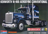 Kenworth W-900 Aerodyne Conventional (Model Car)