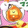 Gudetama Pitatto Figure Magnet 8 pieces (Anime Toy)