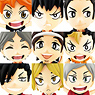 Anime Chara Heros Haikyu!! vol.1 Second Season 12 Pieces (PVC Figure)