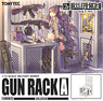 1/12 Little Armory (LD002) Gun Rack A (Plastic model)