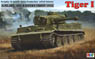 Tiger I Early Type Full Interior 503th Heavy Tank Eastern Front 1943