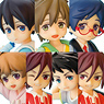 Toys Works Collection 4.5 Free! -Eternal Summer- (Set of 8) (PVC Figure)