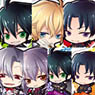 Acrylic Charm Seraph of the end 7 pieces (Anime Toy)