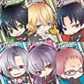 Metal Charm Seraph of the end 6 pieces (Anime Toy)
