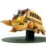[Miniatuart] Limited Edition `My Neighbor Totoro` Catbus (Unassembled Kit) (Railway Related Items)