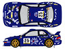Spike Impreza 2000 Decal Set (Decal)