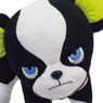 JoJo`s Bizarre Kuttari Plush Iggy Journey (Anime Toy)